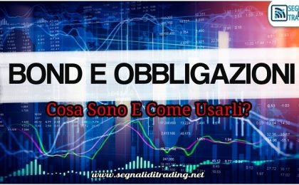 bond e obbligazioni