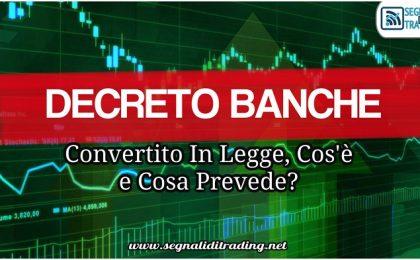 decreto banche