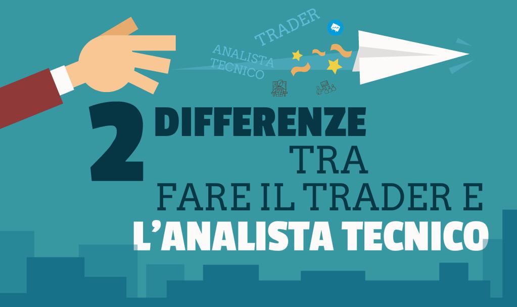Fare il trader o l'analista tecnico?