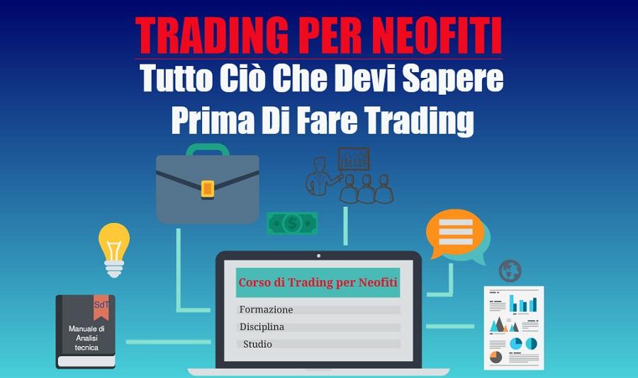 Trading per neofiti: Come iniziare?