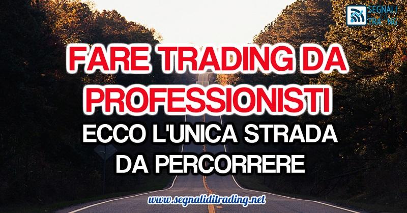 Diventare trader o fare l'imprenditore?