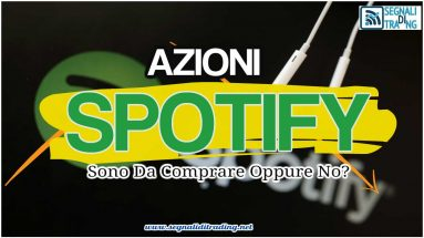 Azioni Spotify