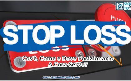 lo stop loss