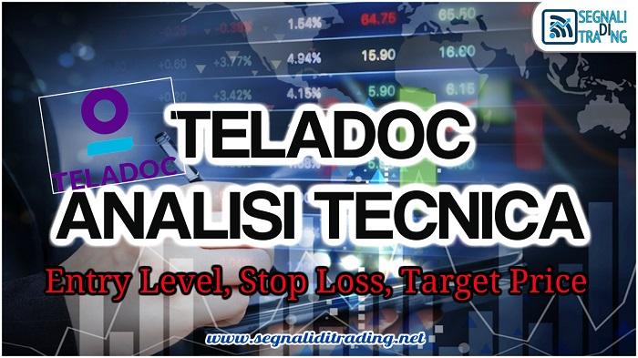 Teladoc Analisi Tecnica