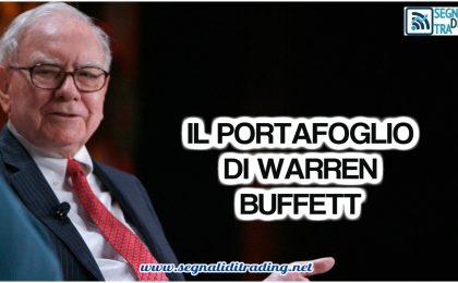 il portafoglio di warren buffett