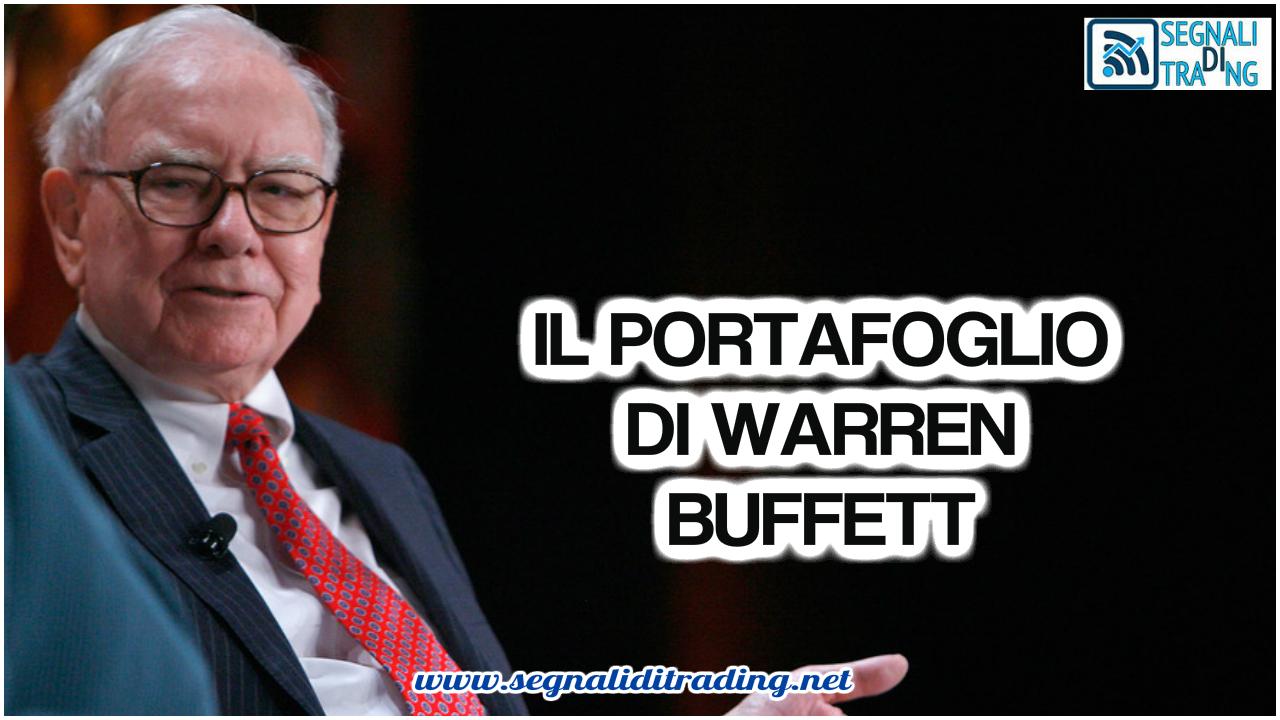 Il portafoglio di Warren Buffett. Tutte le azioni che possiede l'oracolo Omaha.