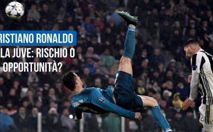 Cristiano Ronaldo Alla Juve