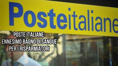 Poste Italiane: Il fondo immobiliare Obelisco perde il 99%