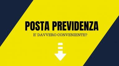 Poste italiane ramo assicurativo previdenziale