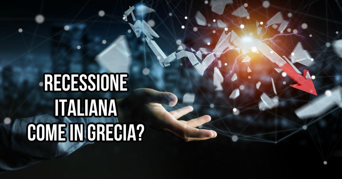 L'Italia come la Grecia?